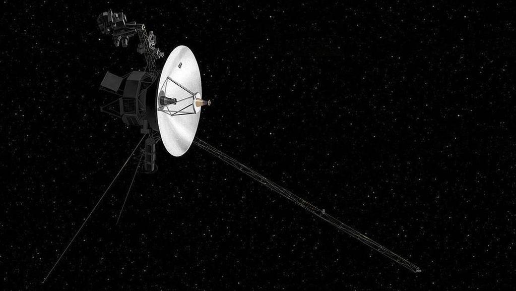 Lagi! Wahana Antariksa NASA Tembus Lapisan Luar Tata Surya