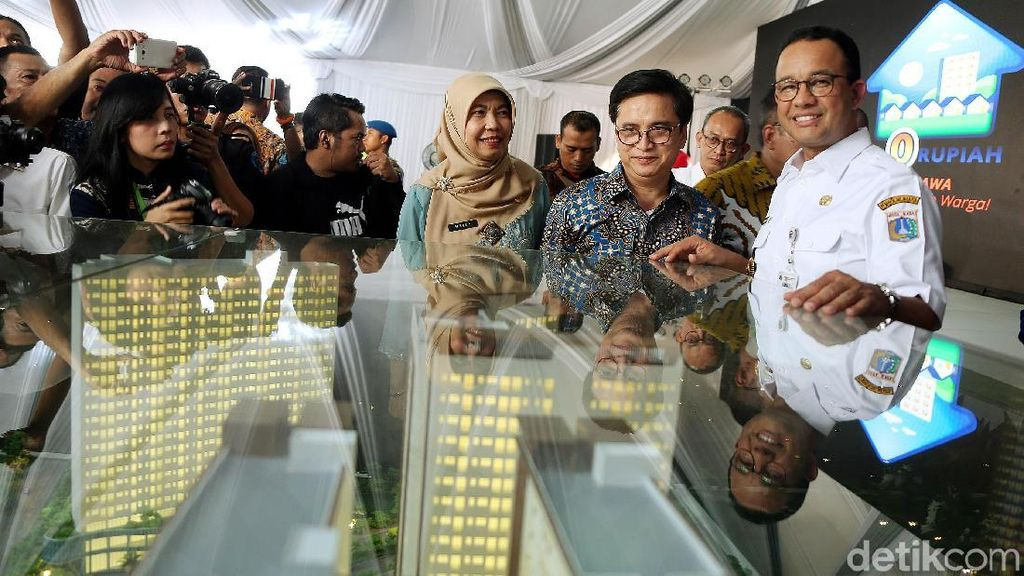 Rumah DP Rp 0 Samawa Bisa Kendalikan Harga Properti di DKI, Asal..