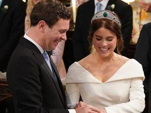 Pernikahan Putri Eugenie, Royal Wedding Penuh Kontroversi