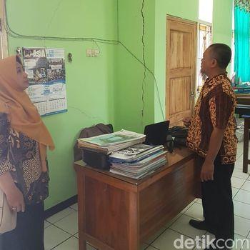 BPBD: Satu Warga Luka Parah Korban Gempa Situbondo