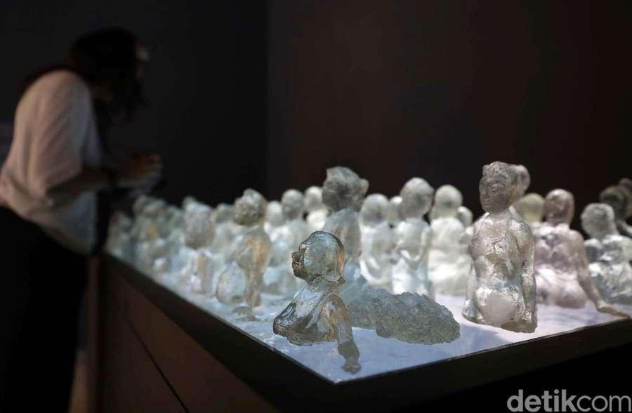 Jokowi Punk dan Karya Seni Ciamik di Art Bali
