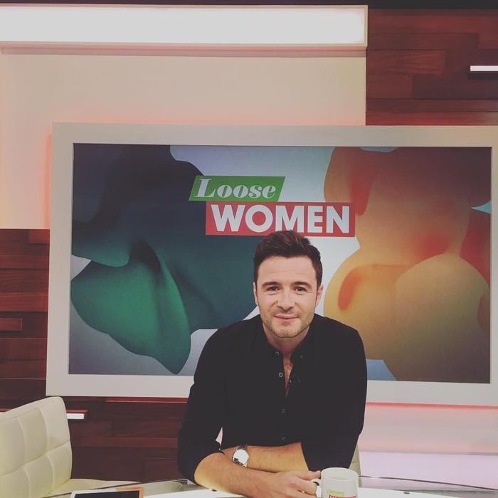 Shane Steven Sherlock Filan merupakan penyanyi kelahiran irlandia. Ia terkenal lewat grup musik Westlife, lewat akun Instagramnya Shane sering membagikan foto-fotonya saat makan. Foto: Instagram @shanefilanofficial