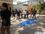 Polisi Bekuk Pelaku Pembunuhan di Dinas PU Makassar