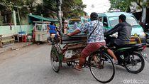 Gerindra Siap Dukung Anies soal Legalisasi Becak, Asal...