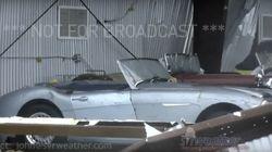 Mobil-mobil Klasik yang Jadi Korban Badai Michael