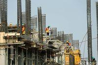 Wujud pembangunan Rusun Samawa.
