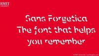 Untuk yang Gampang Lupa, Font Ini Bisa Bantu Kamu Lebih Mudah Hapal Bacaan