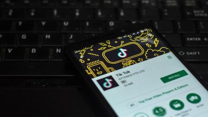 Aplikasi utama Tik Tok akan ditemani aplikasi baru bernama Tik Tok Lite. Foto: shutterstock