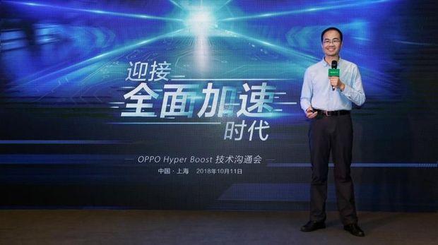Ryan Chen, Kepala Pusat Penelitian Perangkat Lunak dari OPPO Research Institute.