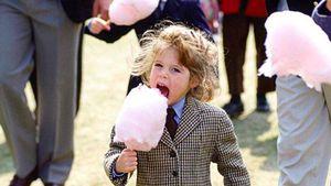 Throwback Foto-foto Masa Kecil Putri Eugenie
