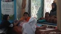 Belasan Atlet Panjat Tebing Anak di Jambi Keracunan Tongkol