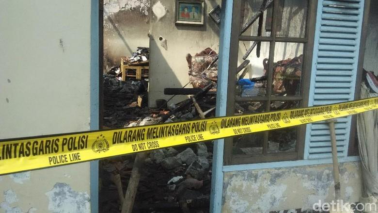 Detik-detik Ibu dan 2 Anaknya Tewas Terjebak Kebakaran di Cimahi