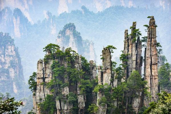 Keunikan yang luar biasa ini terbentuk dari hasil erosi beribu-ribu tahun lamanya. Mulai dari erosi air hingga udara karena cuaca menerpa kawasan ini. Setelah ditempa demikian, bebatuan di sini menunjukkan betapa keindahan alam bisa yang megah. Istimewa/iStock