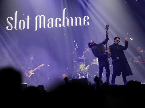 Slot Machine Penuh Semangat Buka Spotify On Stage 2018