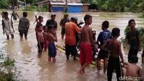 Ibu-Anak Korban Tewas Banjir di Sumbar Ditemukan
