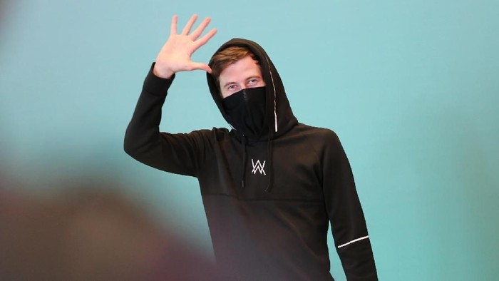 Alan Walker di Spotify On Stage