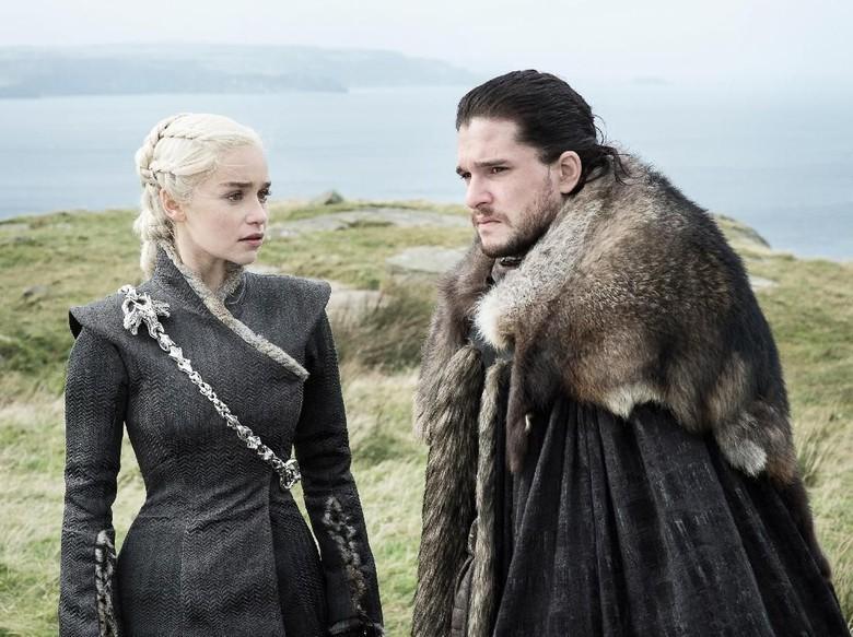 Pengumuman! Musim Terakhir Game of Thrones Tayang April 2019