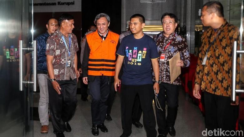 Kabur 2 Tahun, Eddy Sindoro Akhirnya Menyerahkan Diri ke KPK