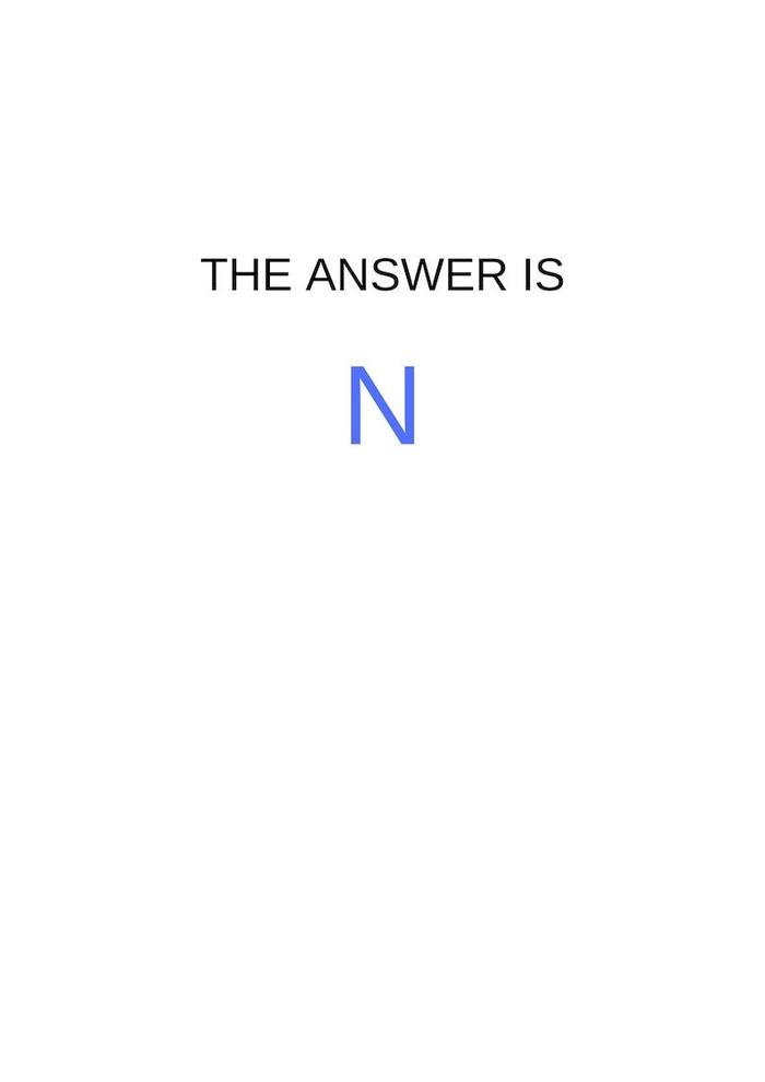 Ya, jawabannya I. Abaikan salah foto^^ Foto: detikHealth