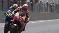 Ezpeleta: Konflik Rossi-Marquez Belum Sepenuhnya Selesai