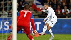 Mbappe Memang Si Pembeda untuk Prancis