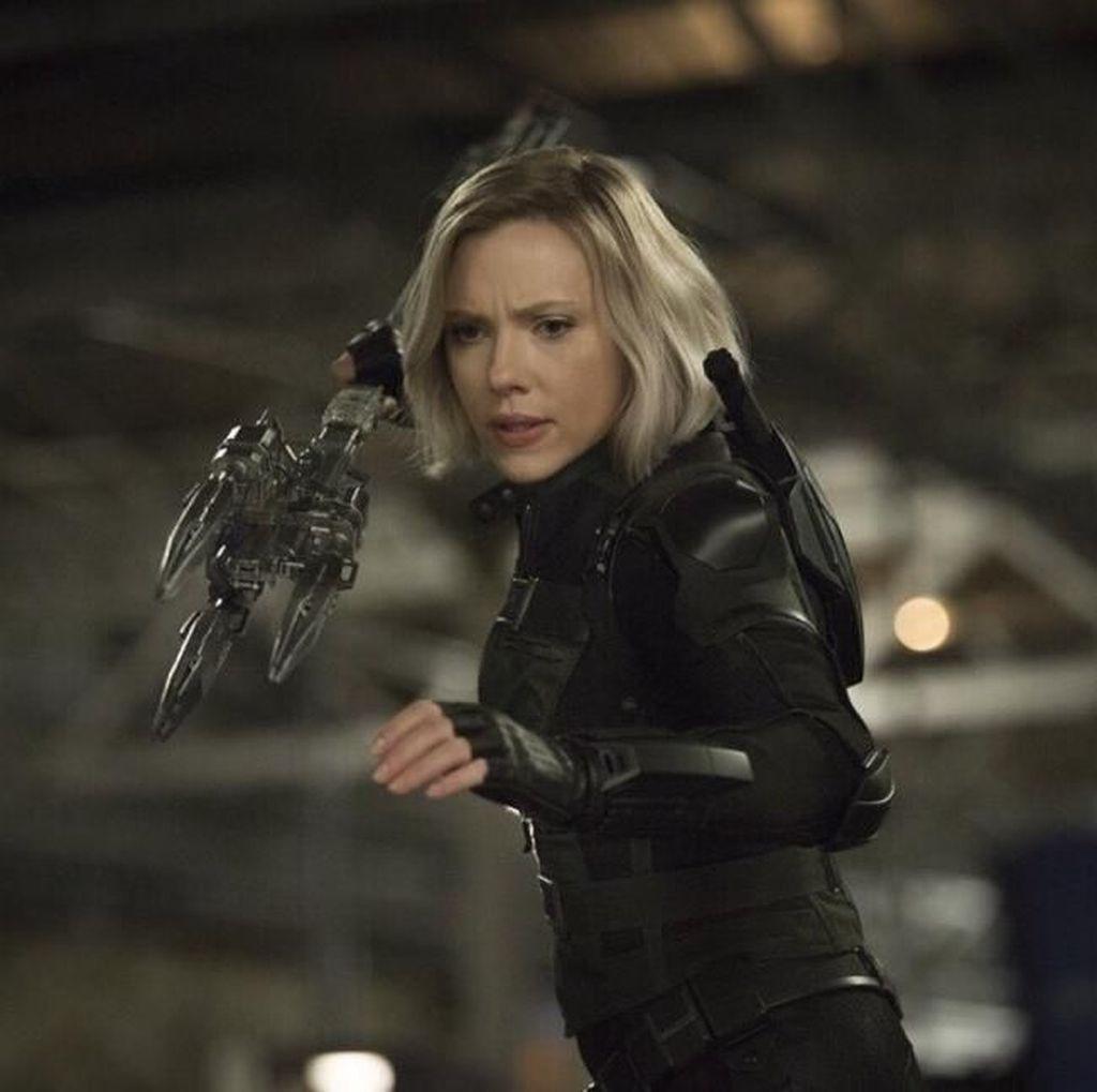 Natasha Romanoff Digantikan Yelena Belova Jadi Black Widow?