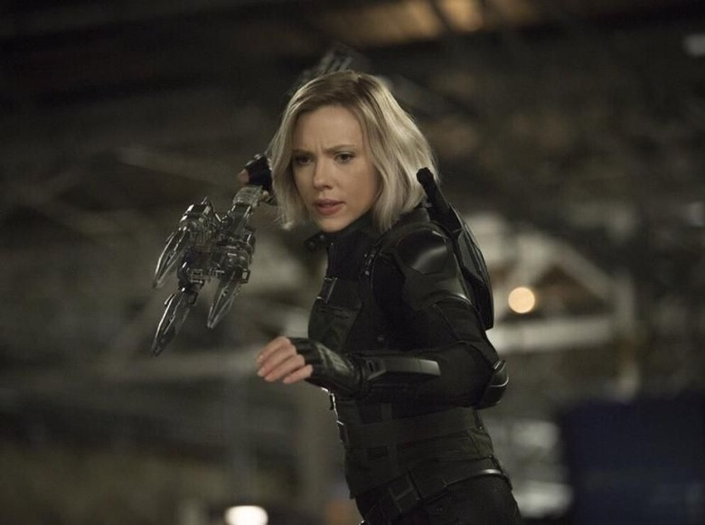 Bintangi Film Solo Black Widow, Scarlett Johansson Dibayar Rp 228 M