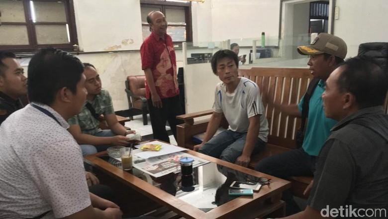 WN Jepang yang Ngaku Ditipu Diamankan Imigrasi Surabaya