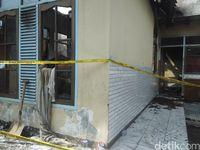 Detik-detik Ibu dan 2 Anakya Tewas Terjebak Kebakaran di Cimahi