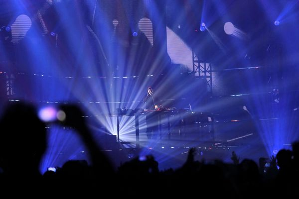 Hacep! Alan Walker Tutup Spotify On Stage 2018