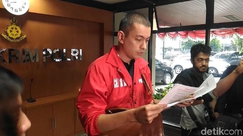 Politikus PSI Diperiksa Soal Pelaporan 'Potong Bebek Angsa PKI' Fadli