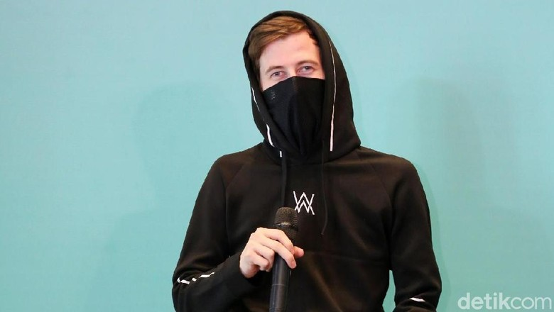 Alan Walker Foto: Hanif Hawari