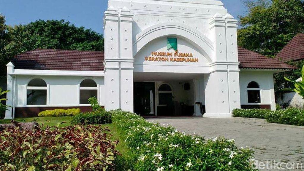 Hari Museum Nasional, Keraton Kasepuhan Beri Diskon Bagi Pelajar