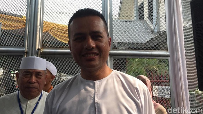 Wakil Gubernur Sumatera Utara Musa Rajekshah (Nur Azizah Rizki/detikcom)