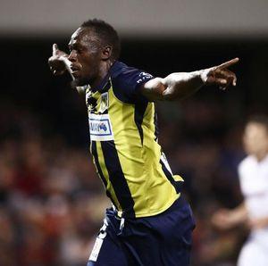 Usain Bolt Tak Dapat Kesempatan Unjuk Gigi di Sepakbola