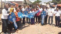 Sumbangan Elek Yo Band untuk Perbaiki Masjid dan Pesantren Lombok