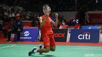 Dheva Tambah Emas Indonesia di Asian Para Games