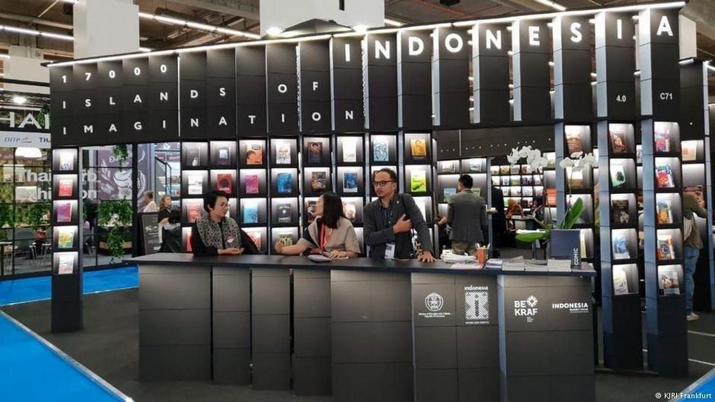 Indonesia Boyong 400 Judul Buku di Frankfurt Book Fair 2018