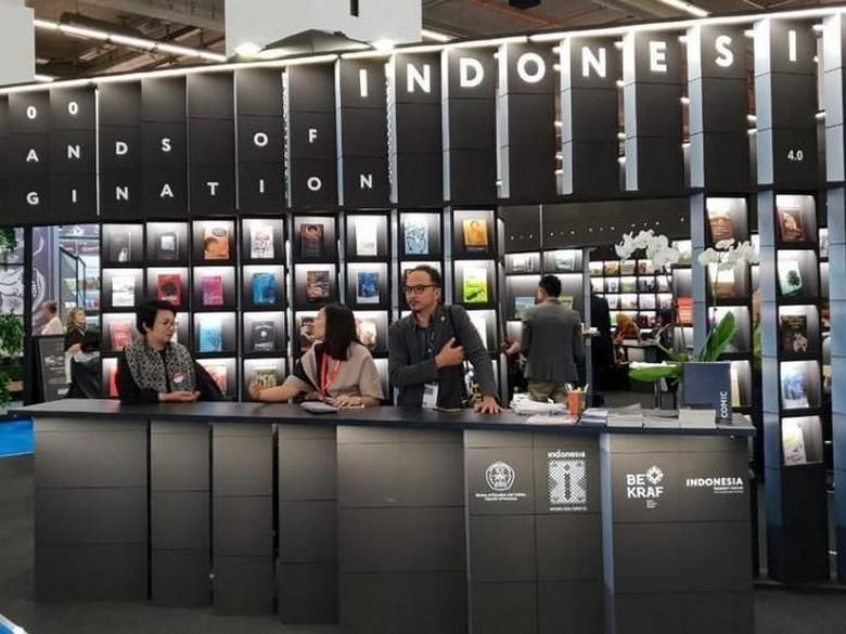 Foto: Frankfurt Book Fair (DW/Soft News)