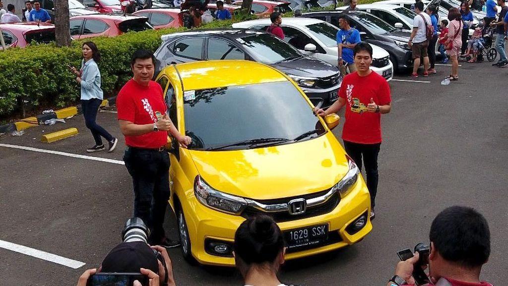 Honda Brio Made in Indonesia Bakal Dikirim ke Luar Negeri