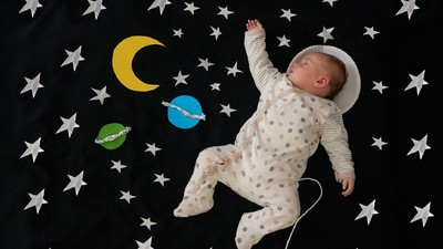 Unik dan Menarik, 50 Nama Bayi Bertema Antariksa