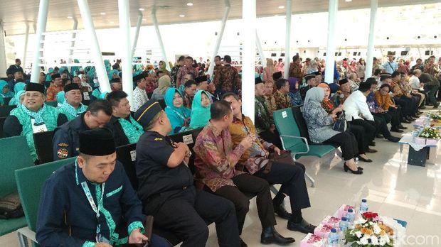 Bandara Kertajati Mulai Layani Penerbangan Jemaah Umrah