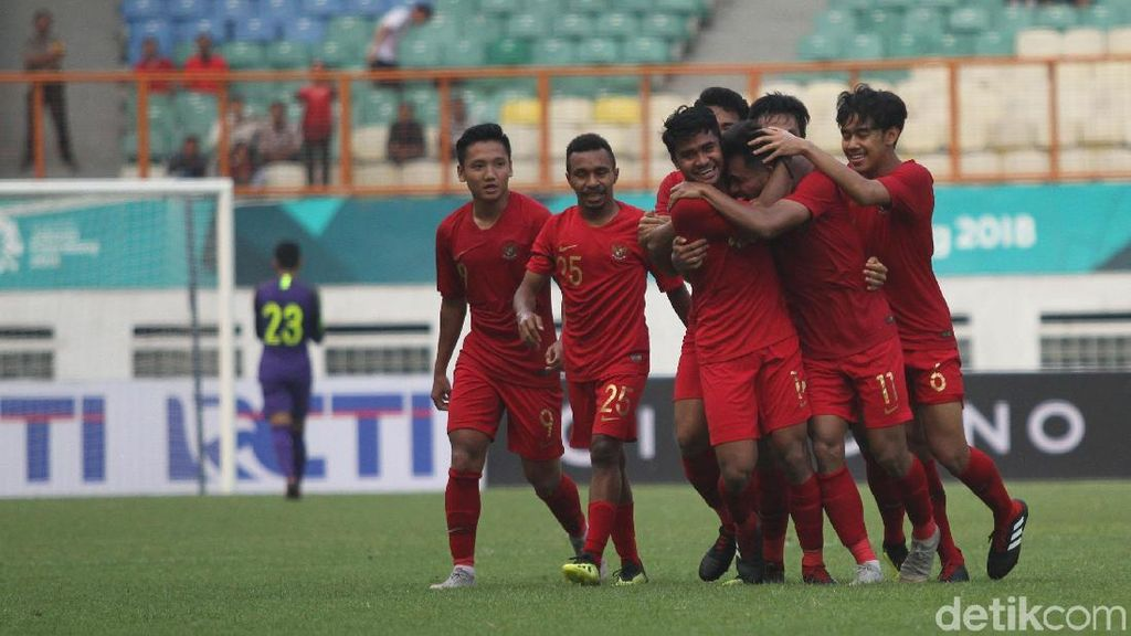 Hasil Indonesia U-19 Vs Yordania: Garuda Nusantara Menang 3-2