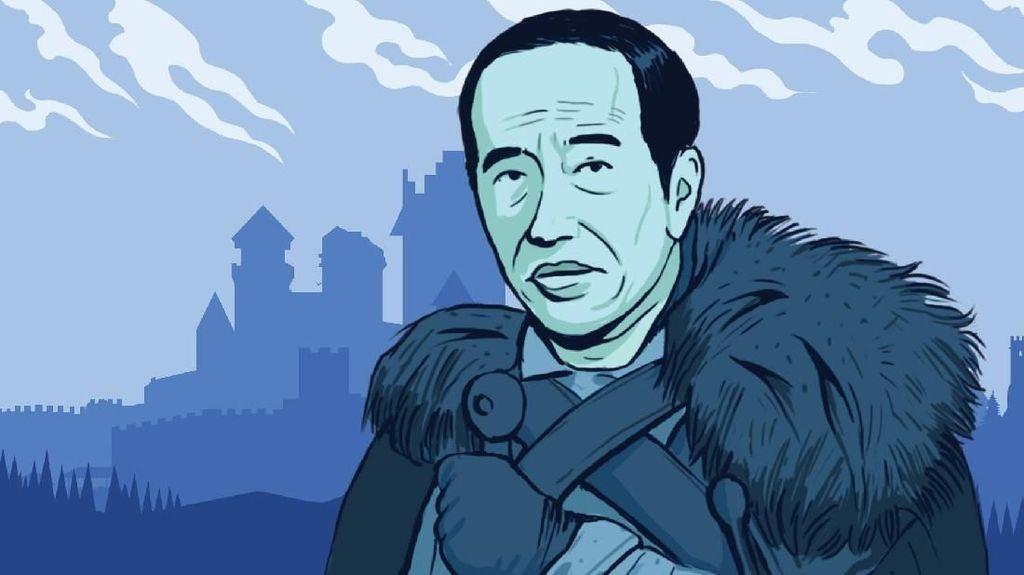 Cara Jokowi Mengkritik AS dan Negara Maju