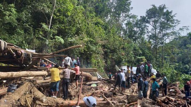 Ijeck: Banjir di Madina Surut, Kerusakan Segera Diperbaiki