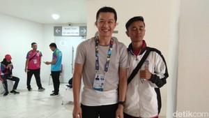 Ketika Taufik Hidayat Dibuat Haru oleh Pebulutangkis di Asian Para Games