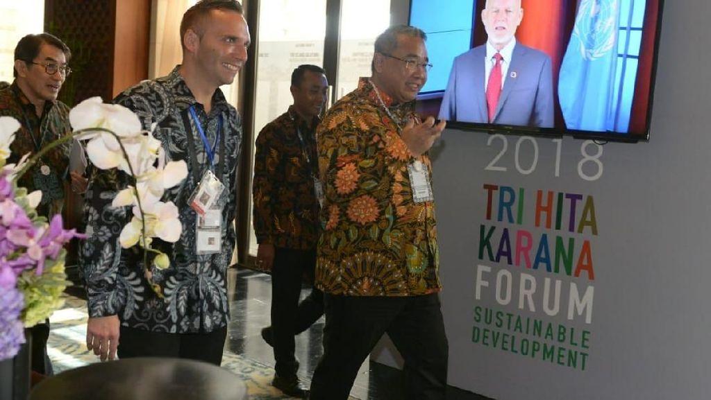 Program Dana Desa Dapat Perhatian di Pertemuan IMF-WB