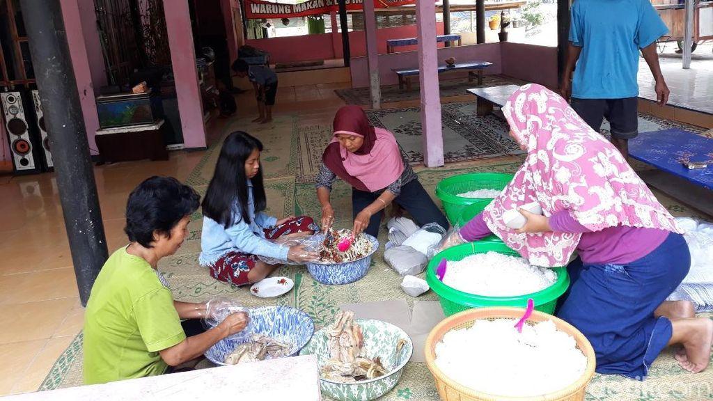 Disbud DIY Setuju Pelaku Perusakan Sedekah Laut Diproses Hukum