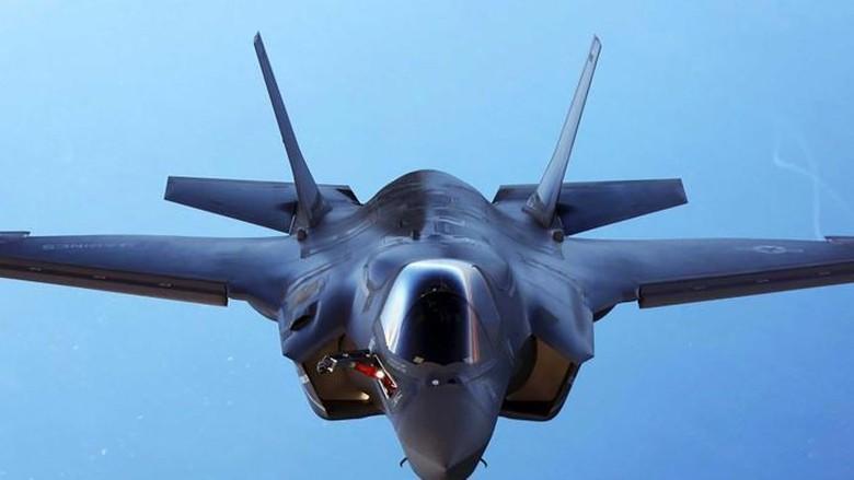 Buntut Jatuhnya F-35 AS, Australia Ikut Kandangkan Armadanya
