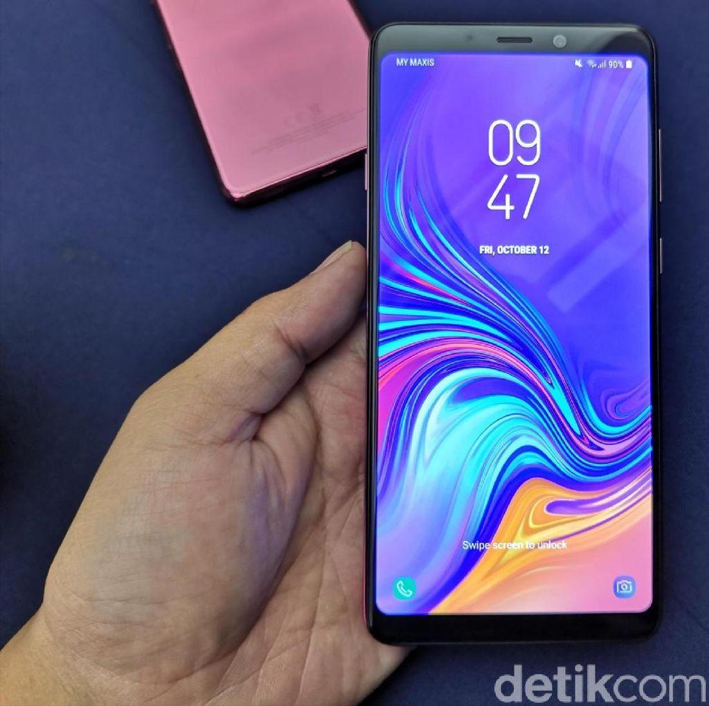 One UI Datang, Tema di Samsung Galaxy Tak Lagi Gratis?